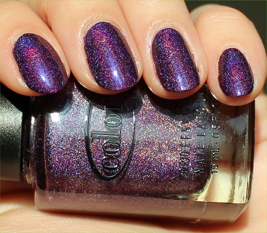 Colour Club Wild At Heart Swatch & Review