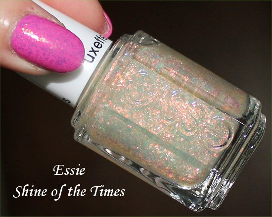 Essie Shine of the Times Swatches & Review