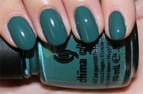 Exotic Encounters by China Glaze On Safari Collection Review & Pics