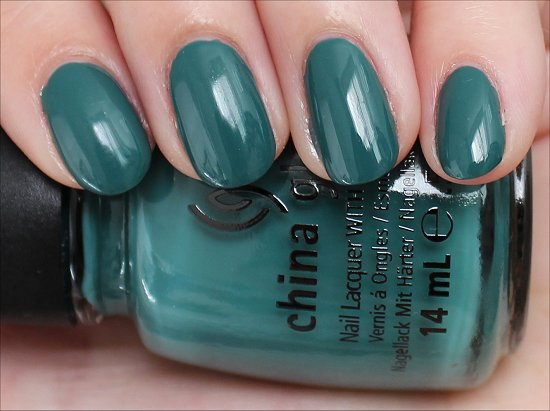 Exotic Encounters by China Glaze Swatch & Review
