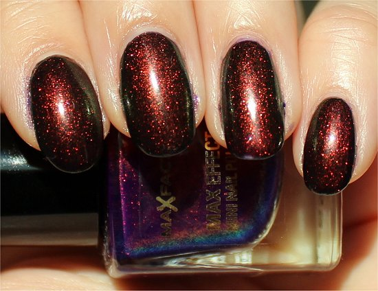 Fantasy Fire Max Factor Nail Polishes