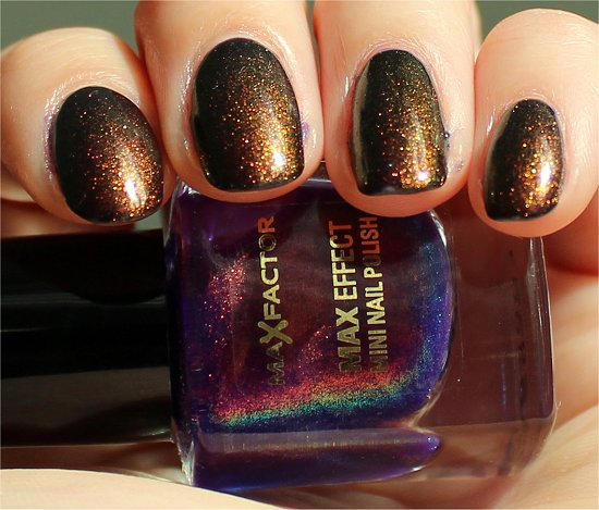 Fantasy Fire Nail Polish Swatches