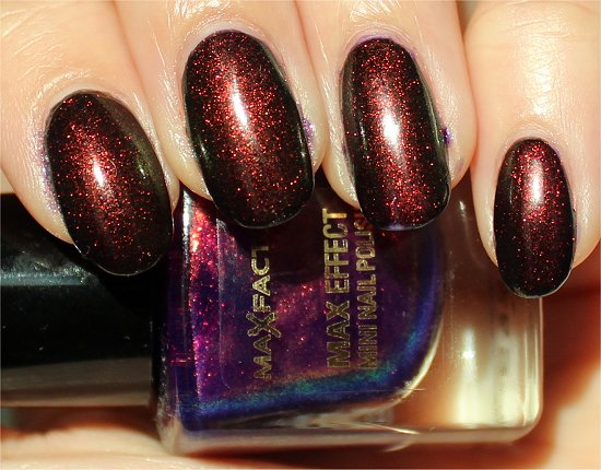 Fantasy Fire Nail Polish