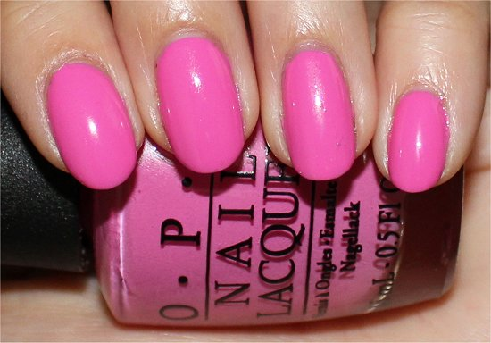 If You Moust You Moust by OPI