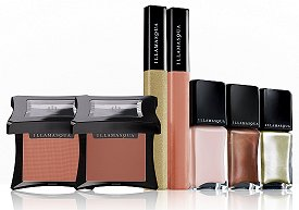 Illamasqua Naked Strangers Collection Press Release & Promo Pictures
