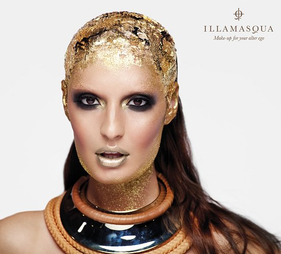 Illamasqua The Naked Strangers Collection Spring Summer 2012 Press Release & Promo Pictures