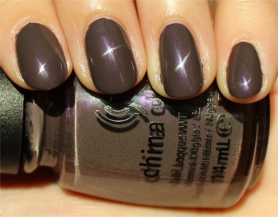 Jungle Queen China Glaze On Safari Collection Swatches & Review