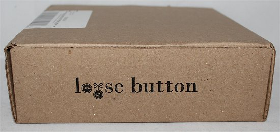 Loose Button June Luxe Box Review & Pictures