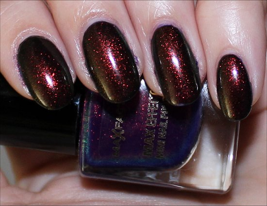 Max Factor Fantasy Fire Review & Pictures