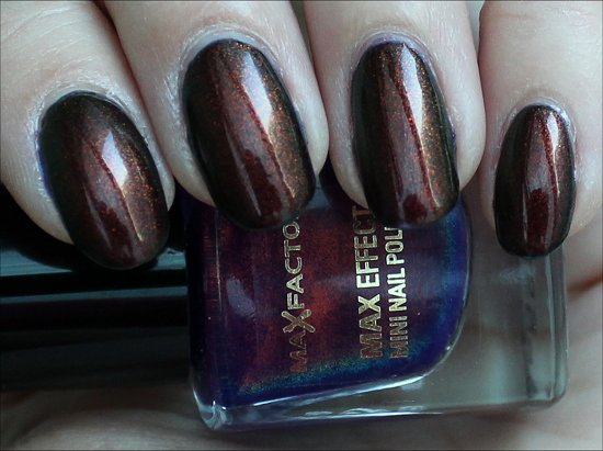 Max Factor Fantasy Fire Review & Swatches