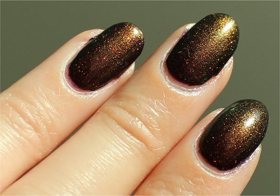Max Factor Fantasy Fire Swatch