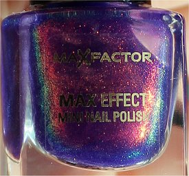 Max Factor Fantasy Fire Swatches &amp; Review