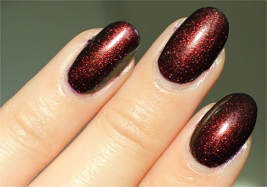 Max Factor Fantasy Fire Swatches