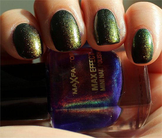 Max Factor Max Effect Mini Nail Polish Fantasy Fire