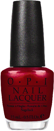 OPI Danke-Shiny Red OPI Germany Collection Press Release & Promo Pictures