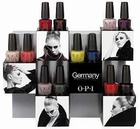 OPI Germany Collection Press Release & Promo Pictures