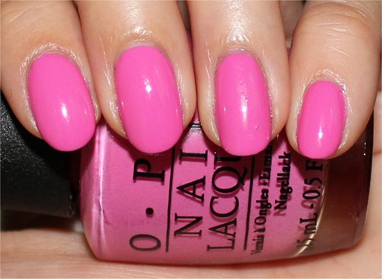 OPI If You Moust You Moust Swatch, Review &amp; Pics