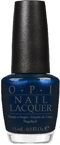 OPI Unfor-greta-bly Blue OPI Germany Collection Press Release &amp; Promo Pictures