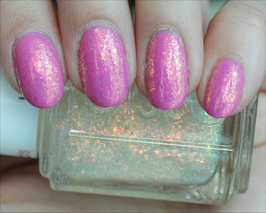 Shine of the Times by Essie Swatch & Review
