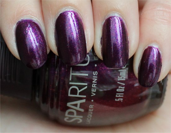 Shooting Star SpaRitual Swatch, Review & Pics