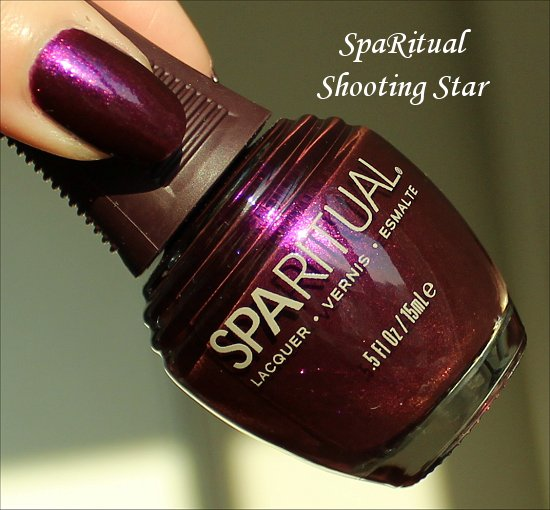 Shooting Star by SpaRitual Review, Swatches & Pics