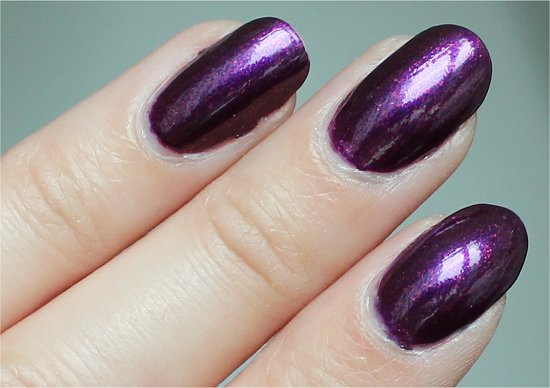Shooting Star by SpaRitual Swatch & Review