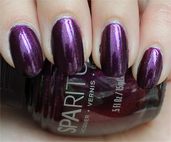SpaRitual Shooting Star Pictures, Review & Swatch