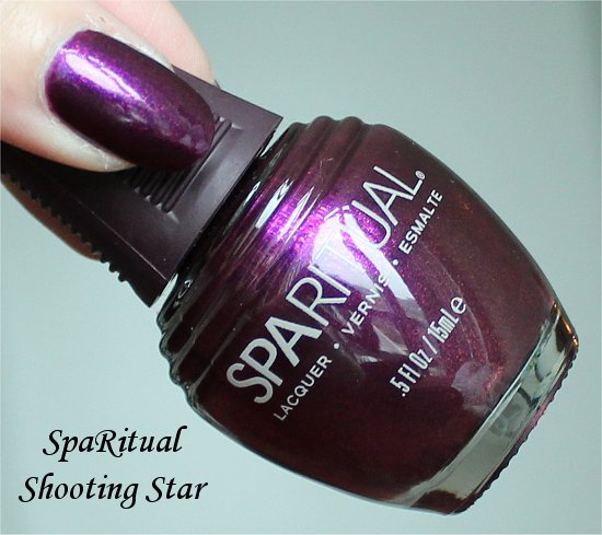 SpaRitual Shooting Star Review, Pictures & Swatch