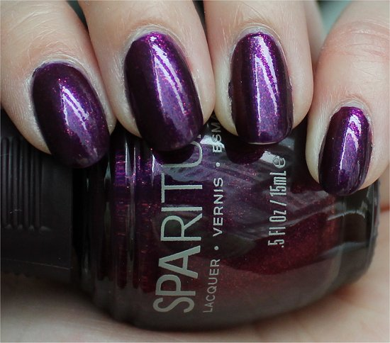 SpaRitual Shooting Star Review, Swatch & Pics