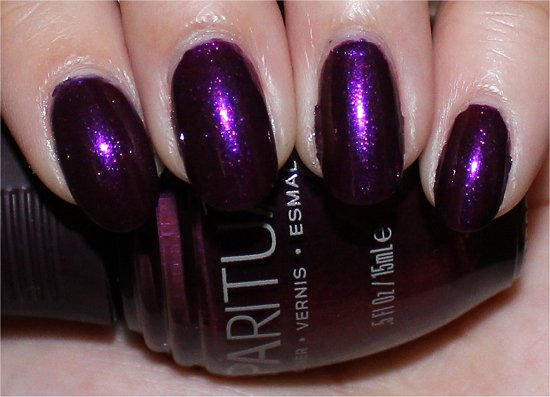 SpaRitual Shooting Star Swatch & Review