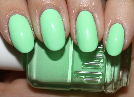 Summer Rain by Duri Strictly Summer Collection 2012 Swatches & Review