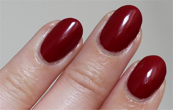 Adventure Red-y China Glaze On Safari Collection Review & Photos