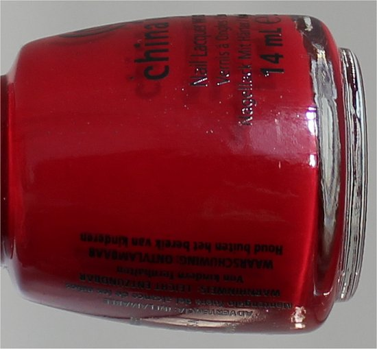 Adventure Red-y by China Glaze On Safari Collection Swatches & Pics
