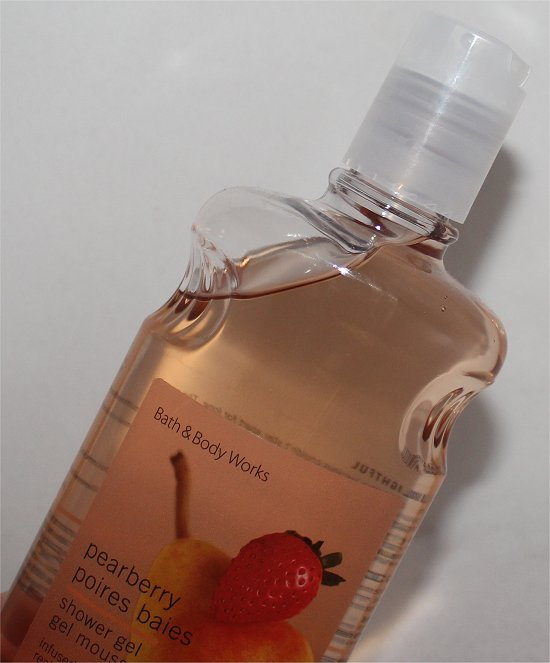 Bath Body Works Pearberry Shower Gel Review Pictures