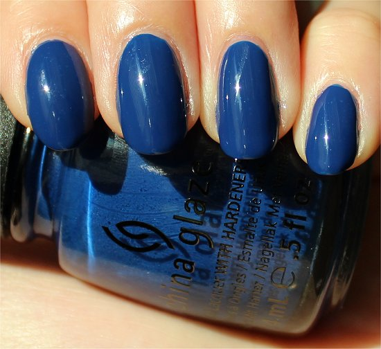 China Glaze Man Hunt Review & Swatch