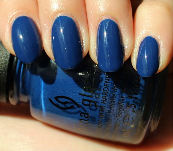 China Glaze Man Hunt Review & Swatches