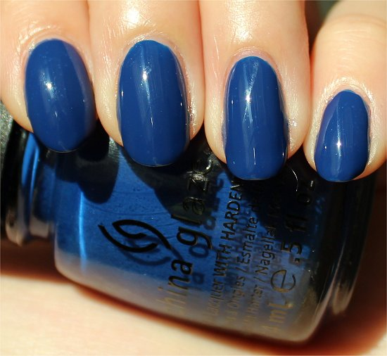 China Glaze Man Hunt Swatch & Review