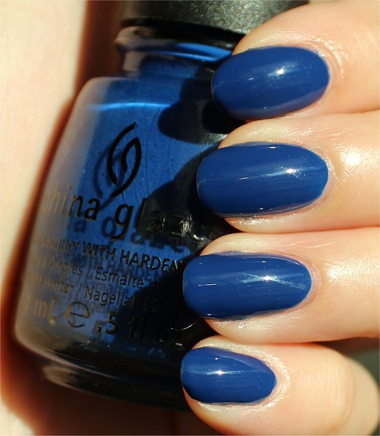 China Glaze Man Hunt Swatches & Review