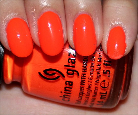 China-Glaze-Orange-Knockout-Swatches-Review-Pictures