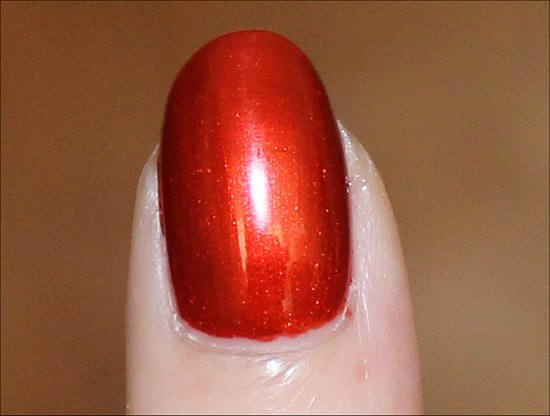 Deutsche You Want Me Baby OPI Germany Collection Swatch & Review