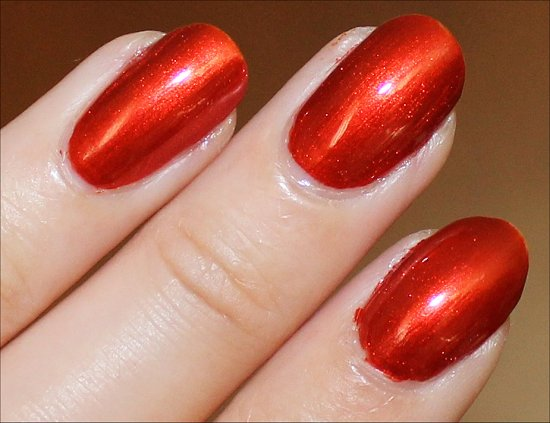 Deutsche You Want Me Baby by OPI Germany Collection Review & Swatches