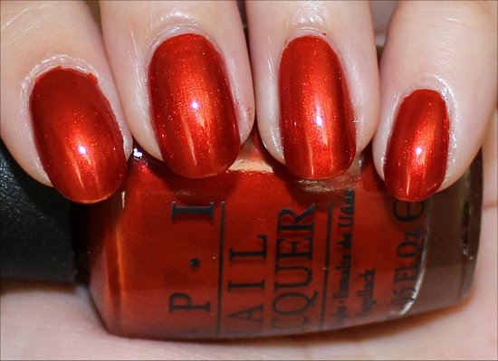 Deutsche You Want Me Baby by OPI Germany Collection