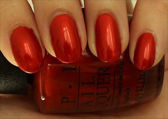 Deutsche You Want Me Baby by OPI Swatches