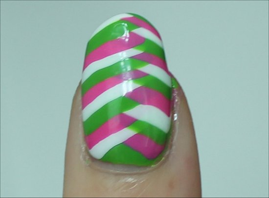 Fishtail-Braid-Nail-Art