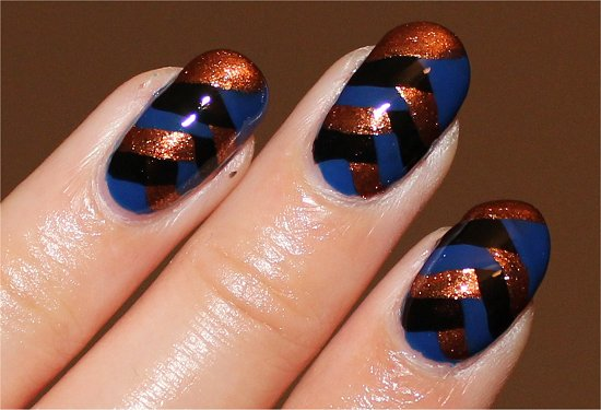 Fishtail-Braided-Nails-Easy-Nail-Art-Tutorial-Pictures