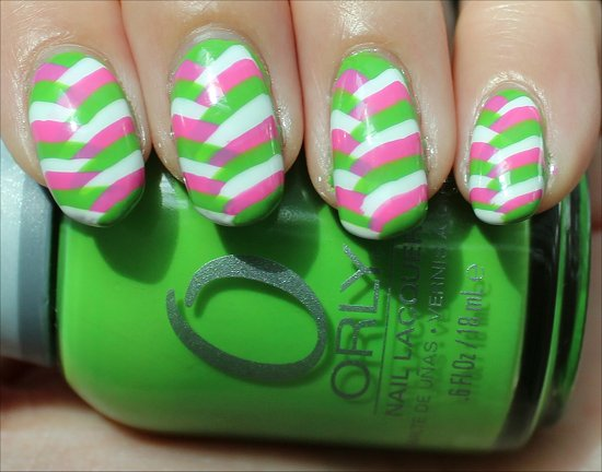 Fishtail Braided Nails Nail Art Pictures