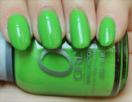 Fresh by Orly Nail Polish Swatches & Pictures