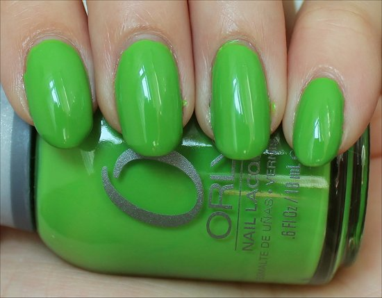 Fresh by Orly Swatches & Pics