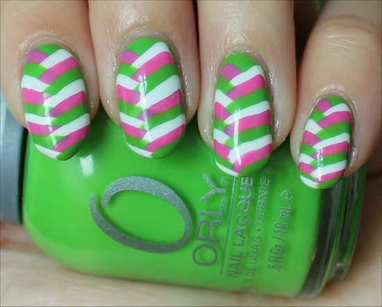 How to Create Fishtail Braid Nails