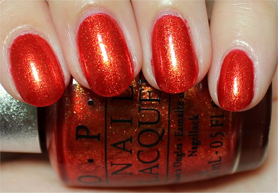 Luxurious by OPI Designer Series Nail Polish Swatches